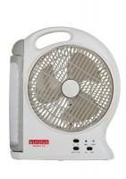Eurolux 8 inch Table Fan LED Light 2 Speed