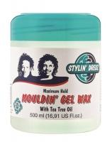 Stylin Dredz Mouldin Gel Wax 500ml