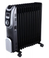 midea oil heater 13 fin digital heater