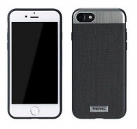 remax mins series case cover for iphone 7 black