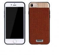 remax mins series case cover for iphone 7 brown