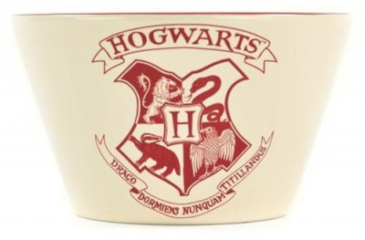 Harry Potter Hogwarts Crest Bowl
