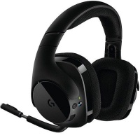 logitech g533 wireless gaming headset pc cell phone headset