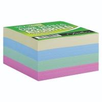 Treeline 100 x 100mm Coloured Memo Cube Refill