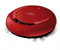 taurus 144v striker mini automatic red vacuum cleaner
