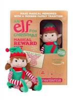 Elf for Christmas Girl Elf with Magical Reward Kit