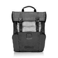 everki ekp161 contempro rolltop backpack 156 navy and grey