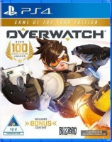 Activision Overwatch Game of the Year Edition
