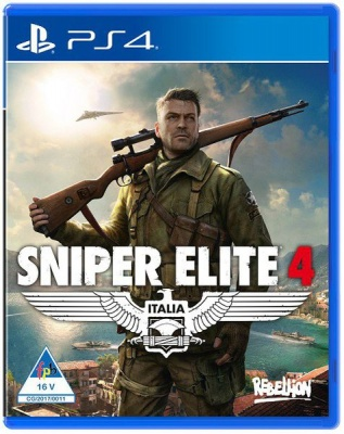 Photo of Sniper Elite 4