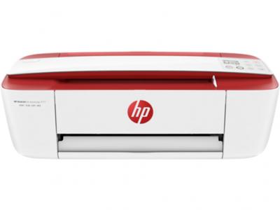 "Photo of HP DeskJet Ink Advantage 3788 AiO Printer 3"" 1 Red"