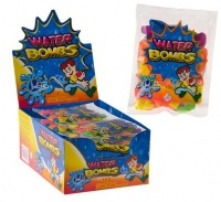 bulk pack x12 balloon waterbombs 100 piece water toy