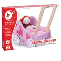 classic world pretend play baby walker toy walker