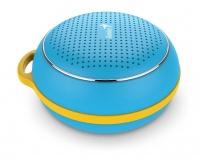 genius sp 906bt bluetooth speaker blue