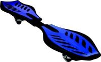 surge j board blue skateboarding