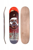 peg skateboard deck cannon 8125 skateboarding