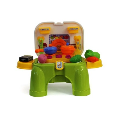 Jeronimo Seat Playset Cafe