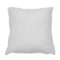 babes and kids dream scatter cushion white decor