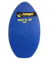 tanga revo 35 inch skimboard blue surfing