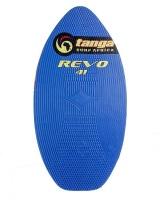 tanga revo 41 inch skimboard blue surfing