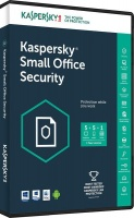 Kaspersky Small Office Security 5 User 1 Year Licence