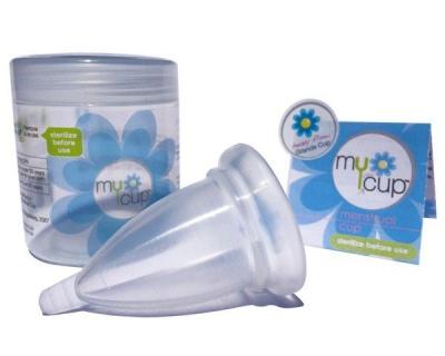 Photo of MyOwnCup Grande Menstrual Cup - Large