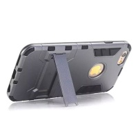 2 in 1 hybrid dual shockproof stand case for iphone 6 and