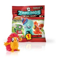 zomlings one packet collectables blind box baby toy
