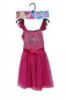 barbie pink silver dot dress fashion doll
