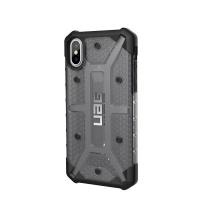 uag plasma case for apple iphone xsx ash grey