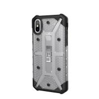 uag plasma case for apple iphone xsx ice
