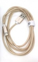 unitek 15m 2 in 1 micro and lightning cable gold