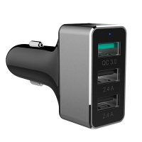 unitek 3 port 1 x micro usb charger