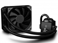 deepcool cpu captain 120ex rgb water cooling system