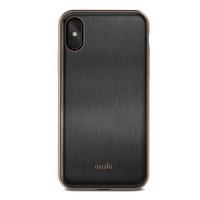 moshi iglaze for iphone x imperial black
