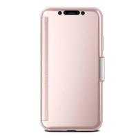 moshi stealthcover for iphone x pink