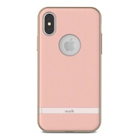 moshi vesta for iphone x blossom pink