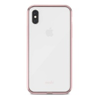 moshi vitros for iphone x pink