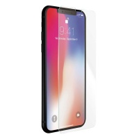 just mobile xkin tempered glass for iphone x clear