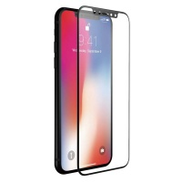 just mobile xkin 3d tempered glass for iphone x black