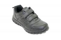 toughees elana junior sports shoes black shoe