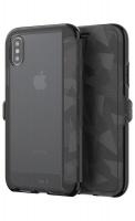 tech21 evo wallet iphone x10 cover black
