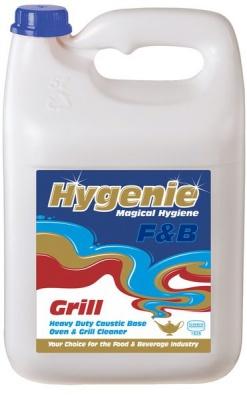 Hygenie Grill 4 x 5L