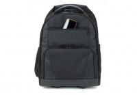 targus rolling 154 nylon backpack black