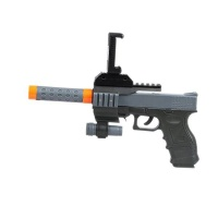 ar game gun with bluetooth controller for cellphone electronic toy