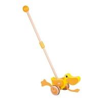 classic world push duck walker