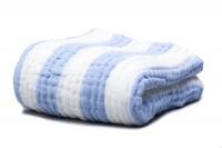 fox fable 6 layer dream blanket blue blanket