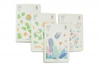 languo pastels a5 notebook set