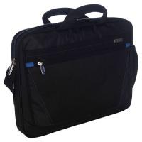 targus prospect 17 laptop toploading bag black