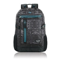 solo 156 midnight laptop backpack black