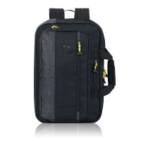 solo 156 work to play hybrid laptop bag black